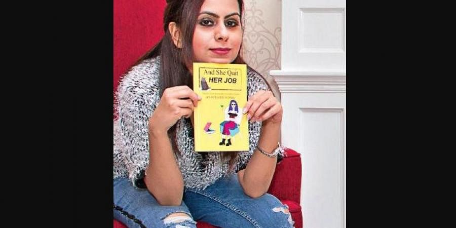 Surabhi Verma, author of And She Quit Her Job