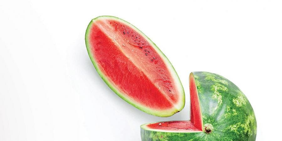 The use of watermelon rind is common in the traditional kitchens of the Konkan region and arid parts of Rajasthan.