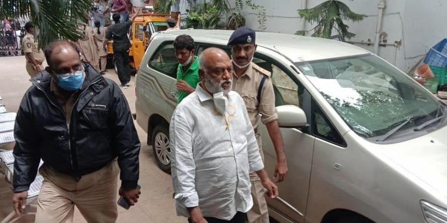Another TDP leader, MLA JC Prabhakar Reddy was arrested in Hyderabad by Anantapur police on Saturday.