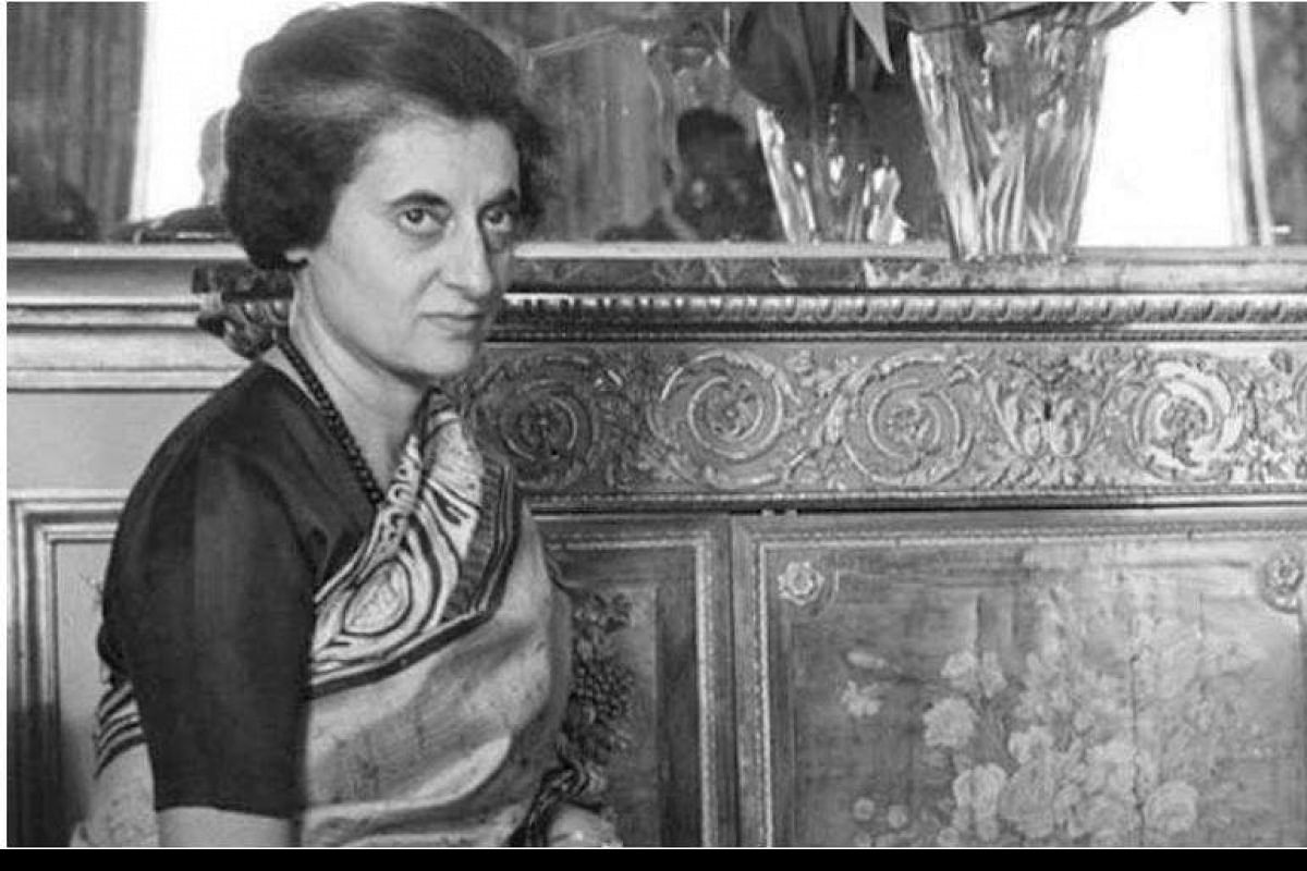 Indira: The evil and the good- The New Indian Express
