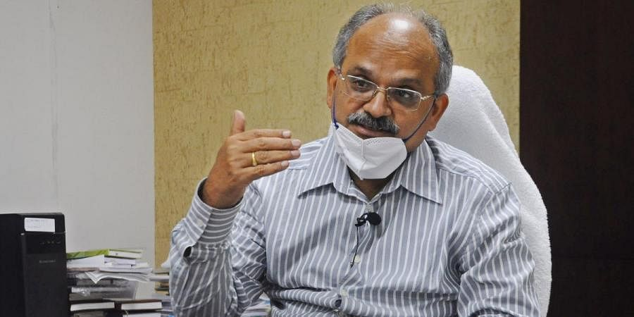 Andhra Pradesh Special Chief Secretary (Health and Family Welfare) Jawahar Reddy