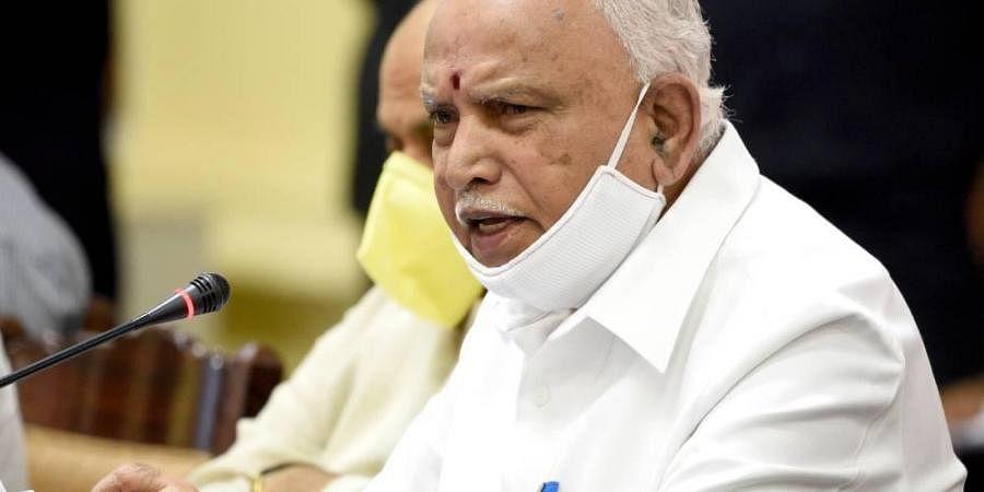 Karnataka CM, BSY, BS Yeddiyurappa