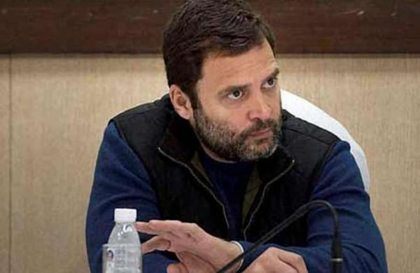 India's coronavirus tally will cross 10 lakh mark this week: Rahul Gandhi