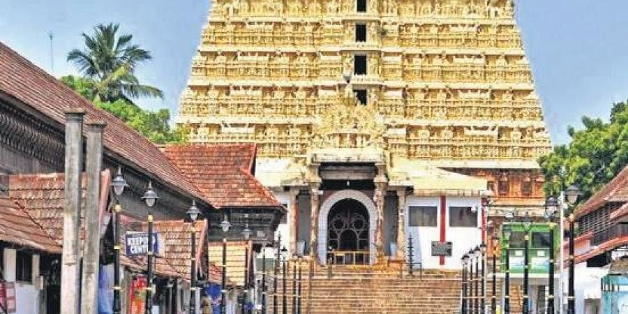 Padmanabha Swamy Temple jumbo gifted by erstwhile king dead- The New Indian  Express