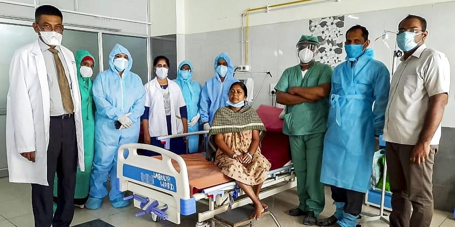 Poonam first approached a private hospital and later shifted to the GMCH for advanced treatment.
