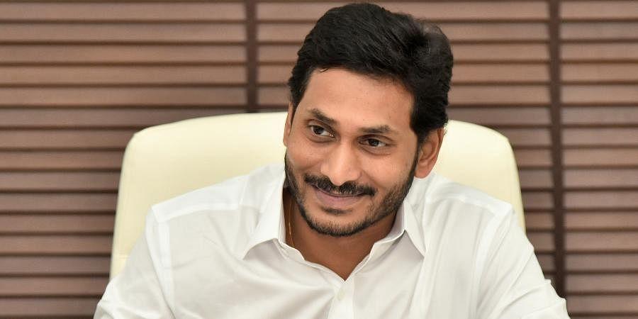 Andhra CM Jagan MohanReddy