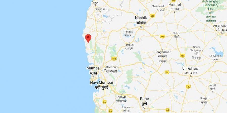 Maharashtra's Palghar district.