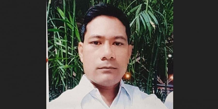 Martyr Bipul Roy. (Photo| Twitter)