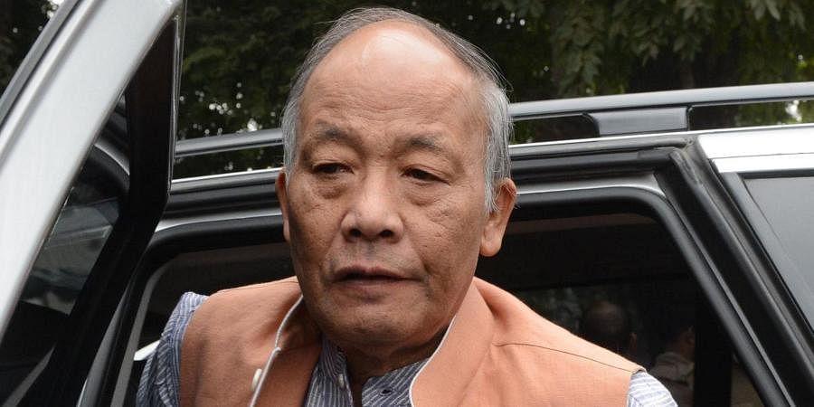 Former Manipur CM Ibobi Singh