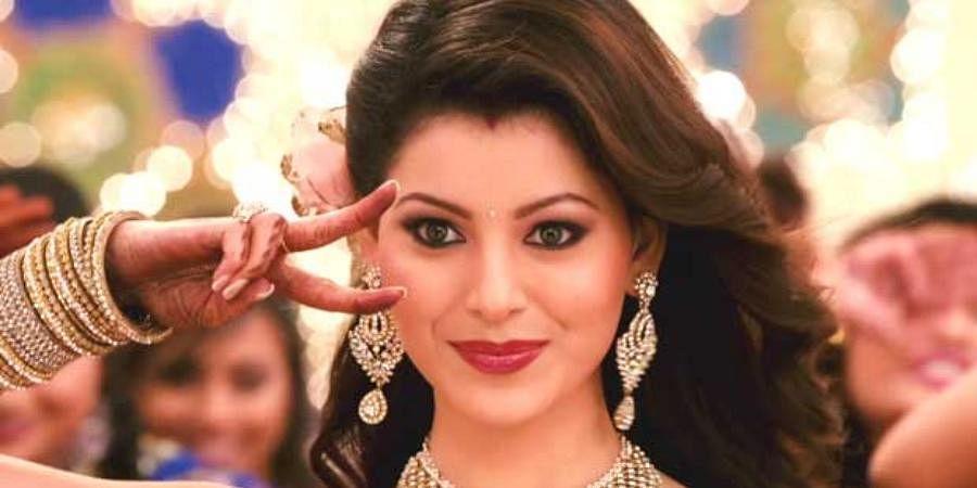 Bollywood actress Urvashi Rautela