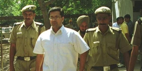 Jessica Lal murder case convict Manu Sharma (File Photo | EPS)