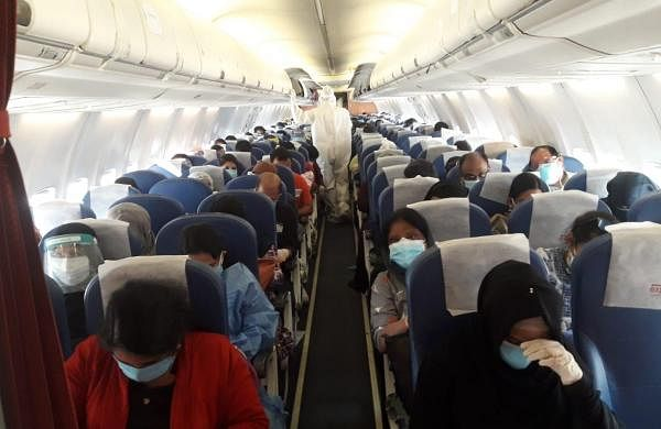 COVID-19: Special flight under Vande Bharat Mission with 185 Indians departs from Kuwait