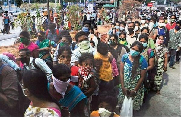 Huge crowds as train services resume in Andhra Pradesh