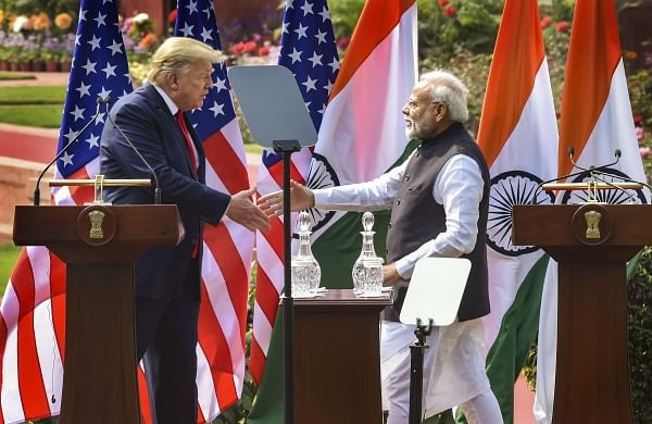 PM Modi speaks with US President Donald Trump, discuss India-China border situation