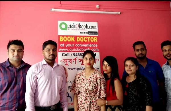 Quickobook: Here's an app for one-stop solution to healthcare services in Assam, Tripura
