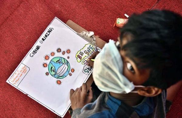 Record 8909 new COVID-19 cases take India's coronavirus death toll past 2-lakh mark; death toll 5815