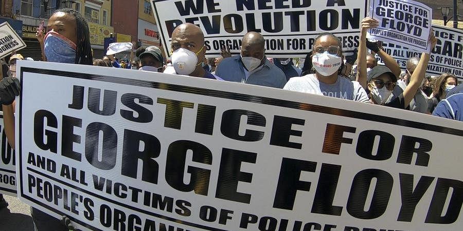 George Floyd, US Protests