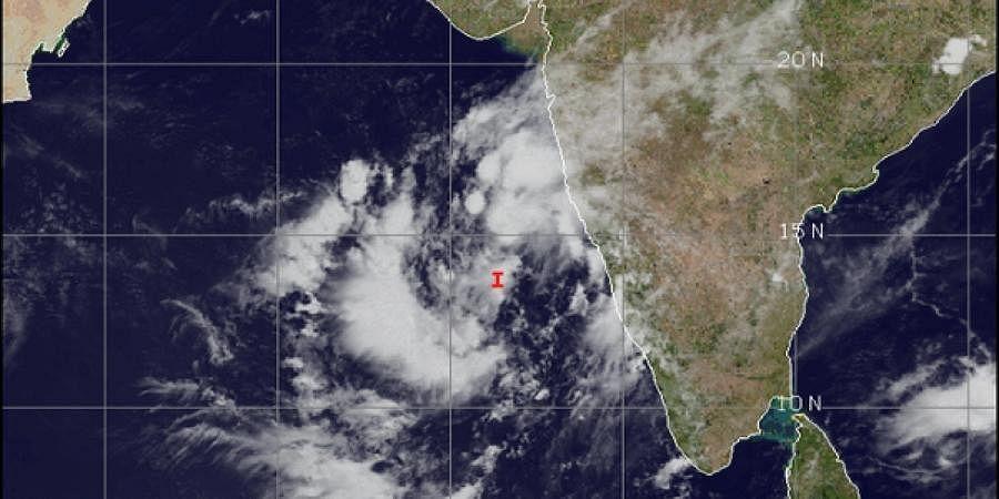 Cyclone Nisarg