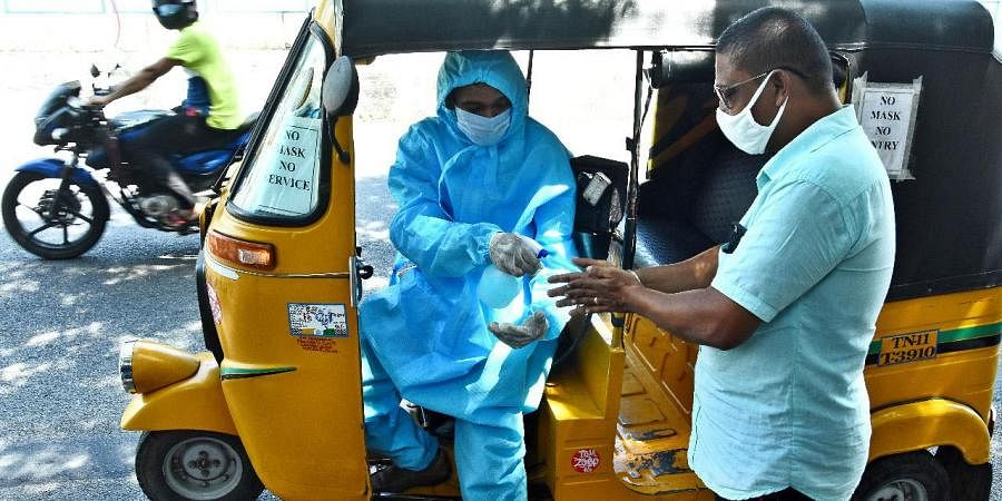 Chennai auto, coronavirus in chennai