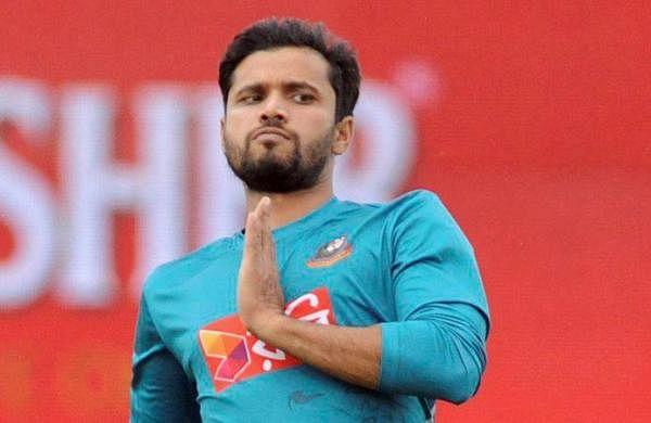 Former Bangladesh skipper Mashrafe Mortaza recovers from COVID-19