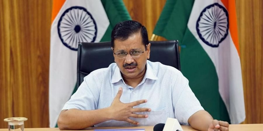 Kejriwal opposes L-G order on five-day institutional quarantine of COVID-19 patients in Delhi- The New Indian Express