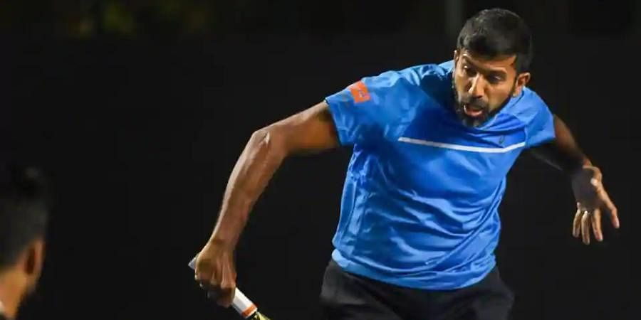 Rohan Bopanna has been taking disciplinary action due to his attitude