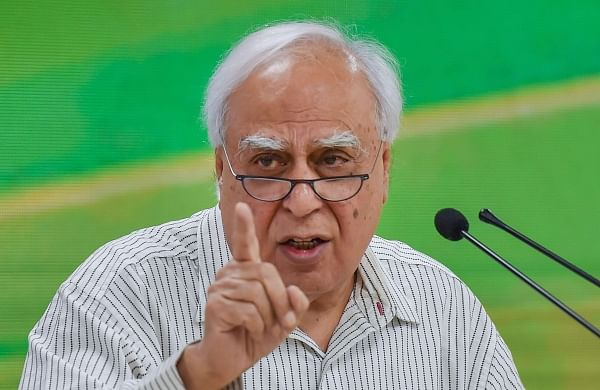 Follow 'raj dharma', tell people about reality of Chinese incursions: Congress leader Kapil Sibal