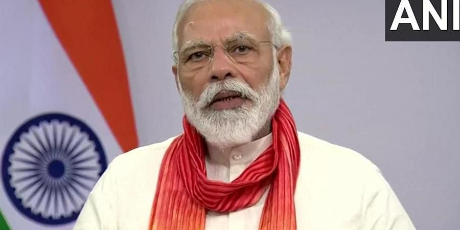 This day is a day of solidarity and universal brotherhood: Prime Minister Narendra Modi on 6th International Yoga Day.