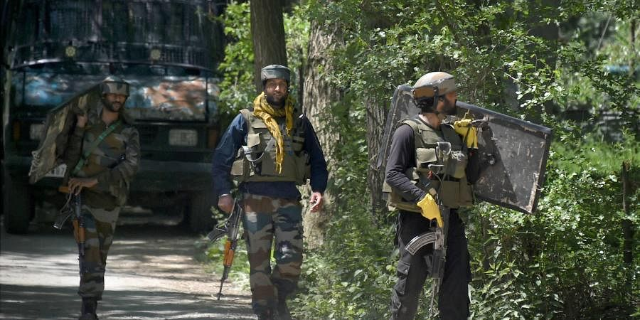 Indian Army, Indian security forces