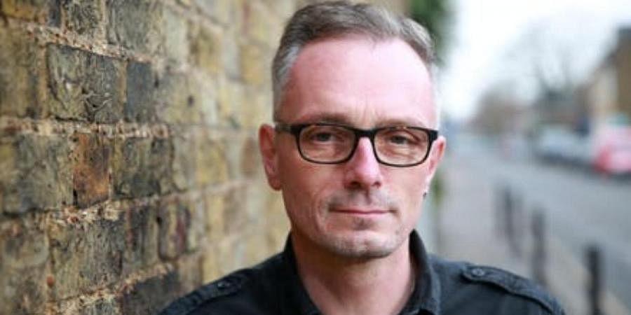 Author Rob Kemp