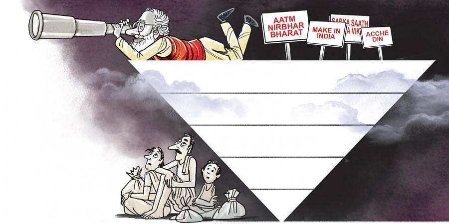 Self Reliance, Modi
