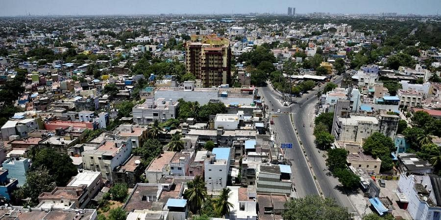 Citizens don't ensure 'complete COVID-19 lockdown' in Chennai, end ...