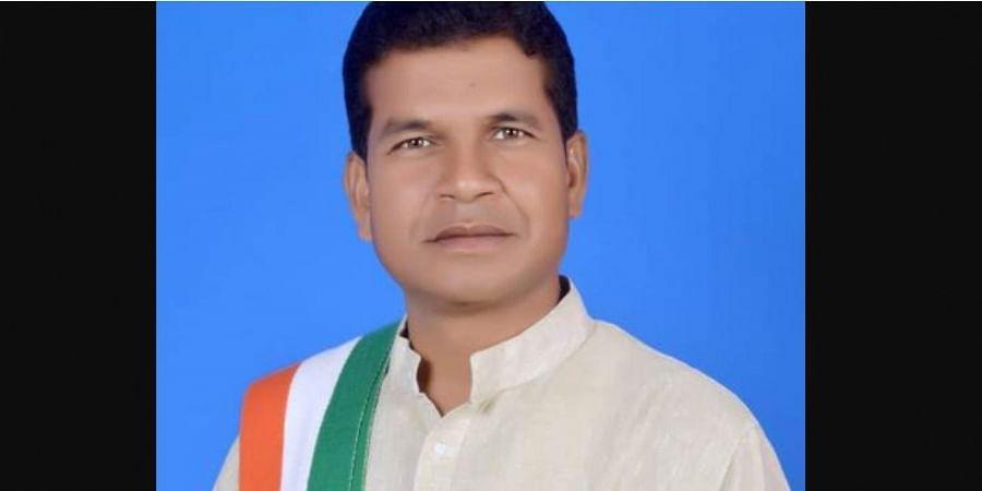 Chhattisgarh Congress president Mohan Markam (Photo | Mohan Markam, Twitter)
