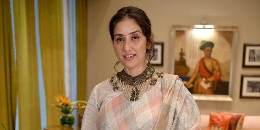 Actress Manisha Koirala