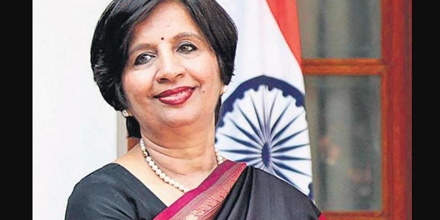 Former foreign secretary Nirupama Rao