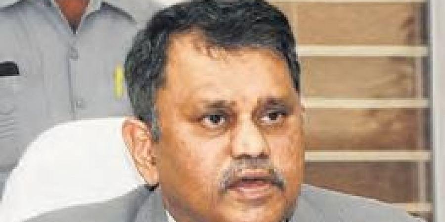 Former State Election Commissioner Ramesh Kumar