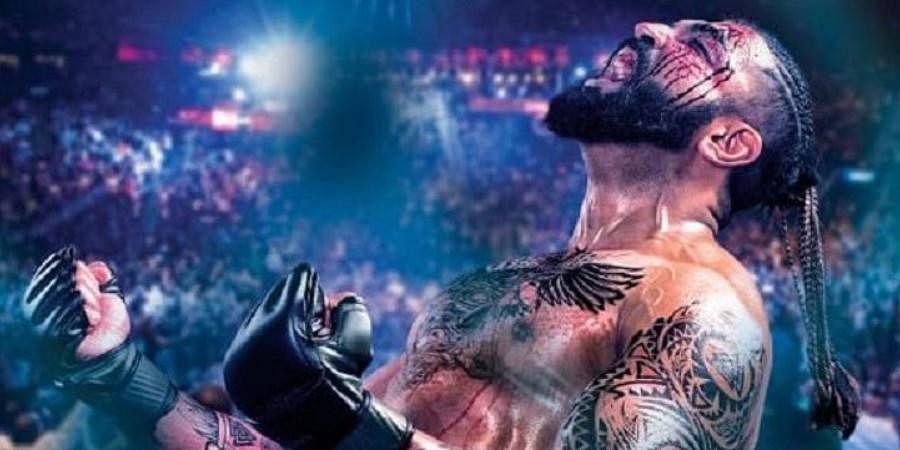 A still from Arun Vijay-starrer 'Boxer'.