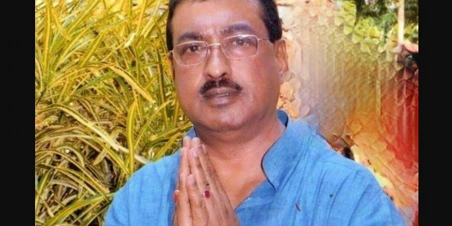 Trinamool Congress MLA Tamonash Ghosh