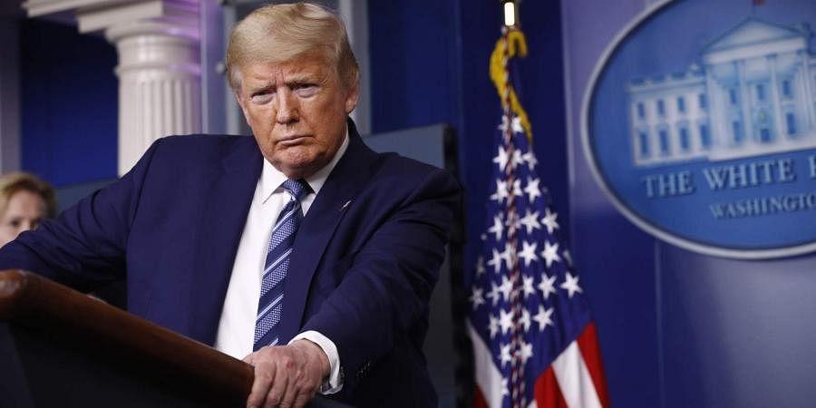 US PresidentDonald Trump