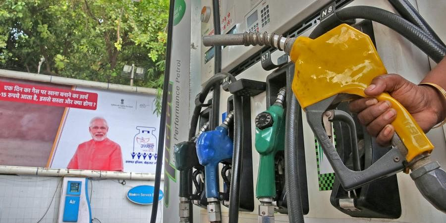 Petrol, diesel prices unchanged for fifth day in a row- The New Indian  Express