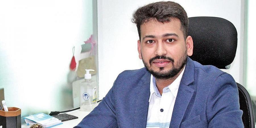 LiqHub co-founder Aryan Solanki