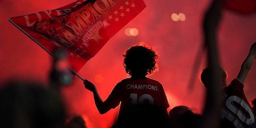Liverpool fans