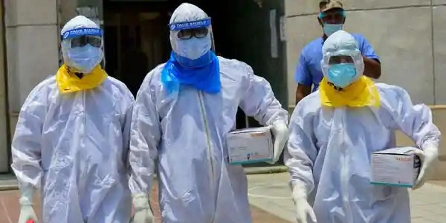 Coronavirus Frontline Workers
