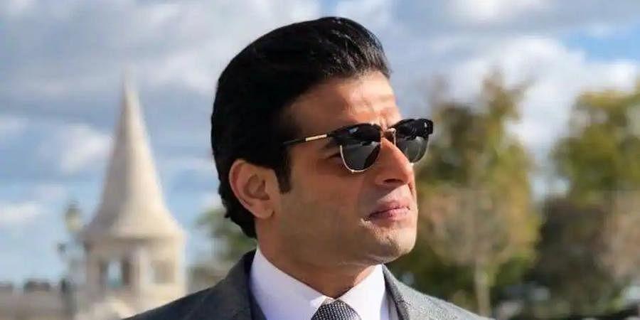 Actor Karan Patel