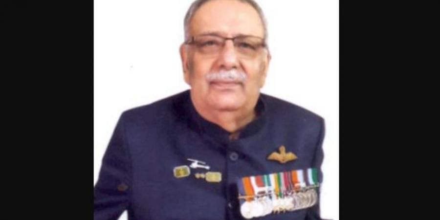 The former Air Force officer, a resident of the Parsi Colony in Dadar here, died on Thursday night after a brief illness.