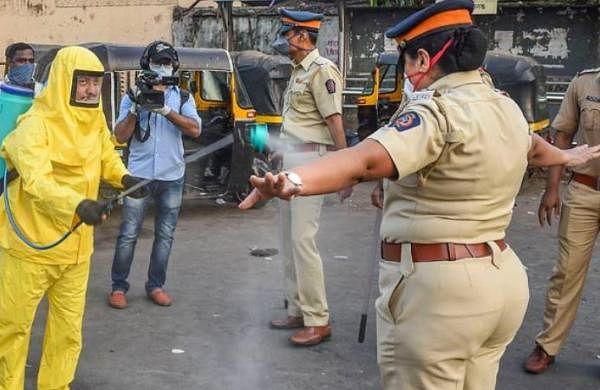 237 Maharashtra Police personnel test COVID-19 positive, 64 succumb
