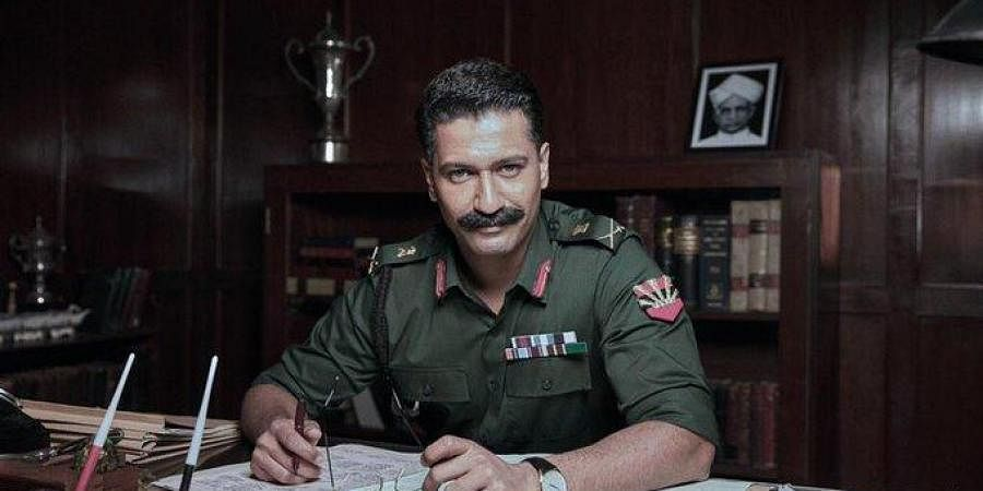 Vicky Kausal as first Field Marshal Sam Manekshaw in an upcoming film