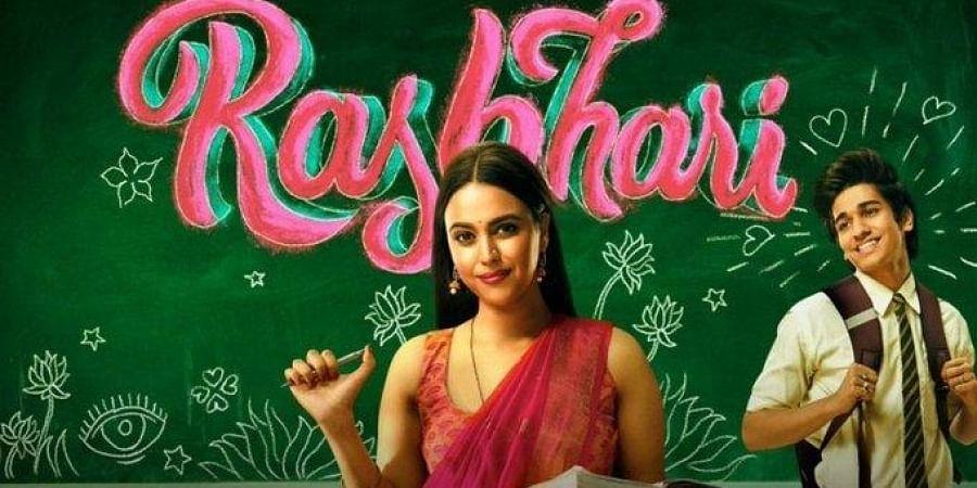 Swara Bhasker in 'Rasbhari'