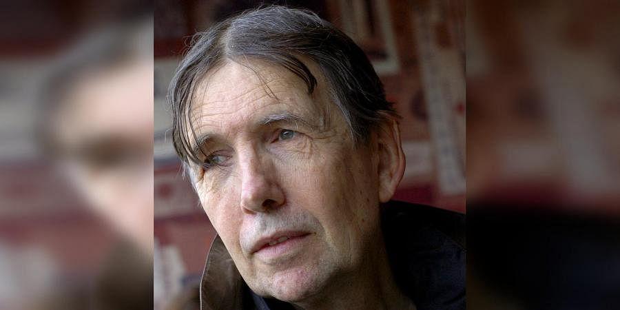 Author Charles Webb