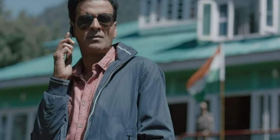 Manoj Bajpayee in The Family Man.